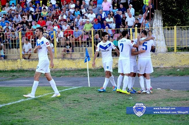 Festa_e_futbollisteve_te_FC_Shkupi_pas_golit_te_fitores